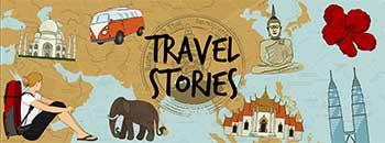 Travel Stories - Storie e consigli di viaggio di una hippie girl con il cuore a est