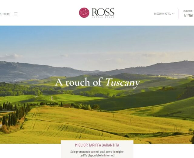 Ross Hotels Siena